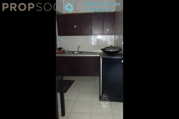 For Rent Serviced Residence at e-Tiara, Subang Jaya Freehold Fully Furnished 2R/2B 1.5k