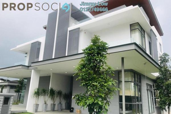 For Sale Semi-Detached at Broadleaf Residences @ HomeTree, Kota Kemuning Freehold Unfurnished 6R/8B 1.6m