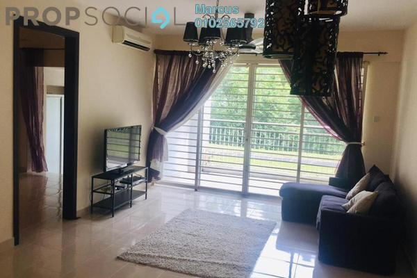 For Sale Condominium at Riana Green East, Wangsa Maju Freehold Fully Furnished 2R/2B 530k