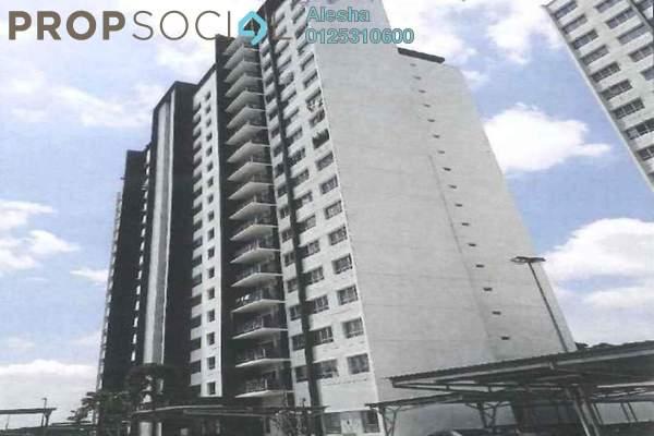 For Sale Apartment at Nusa Idaman, Iskandar Puteri (Nusajaya) Freehold Unfurnished 0R/0B 302k