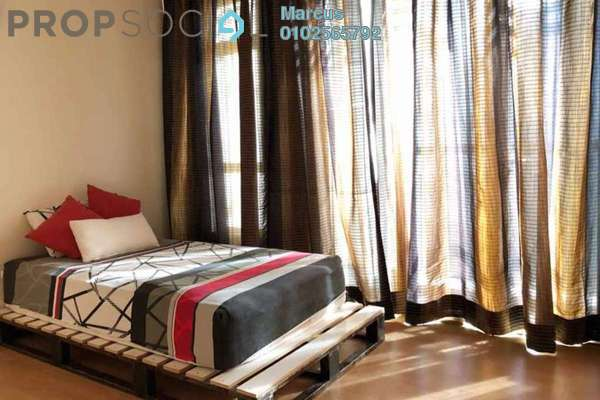 For Rent Condominium at Seri Bukit Ceylon, Bukit Ceylon Freehold Fully Furnished 2R/2B 3.45k