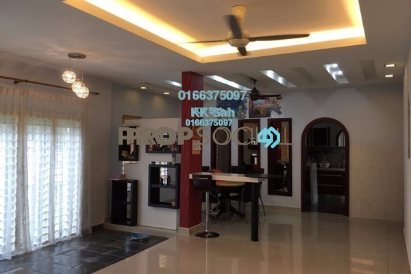 For Sale Superlink at Cheras Vista, Bandar Mahkota Cheras Freehold Fully Furnished 4R/3B 1.36m