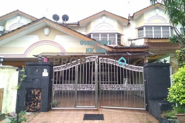 For Sale Link at Taman Desa Mewah, Semenyih Freehold Semi Furnished 4R/3B 470k