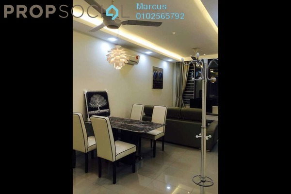 For Rent Condominium at Centrestage, Petaling Jaya Freehold Fully Furnished 3R/2B 2.5k