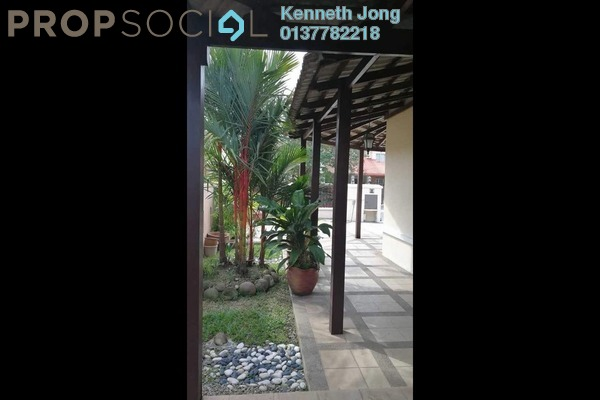 For Sale Terrace at Anggerik Doritis, Kota Kemuning Freehold Semi Furnished 4R/3B 948k