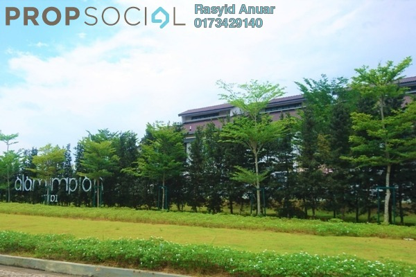 For Sale Terrace at Zircona, Alam Impian Freehold Unfurnished 5R/5B 1.3m