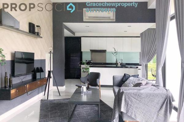 For Rent Terrace at Avira, Medini Freehold Fully Furnished 4R/4B 4k