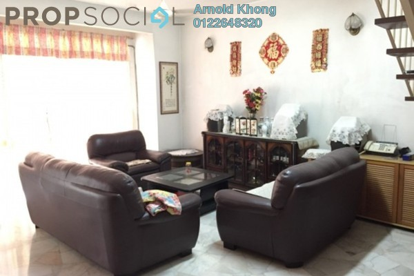For Rent Terrace at Taman Midah, Cheras Freehold Semi Furnished 4R/3B 2k