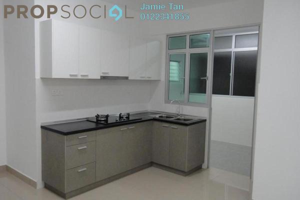 For Sale Condominium at Kiara Residence 2, Bukit Jalil Freehold Semi Furnished 3R/3B 680k