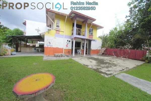 For Sale Terrace at Taman Jati, Rawang Freehold Semi Furnished 3R/2B 550k