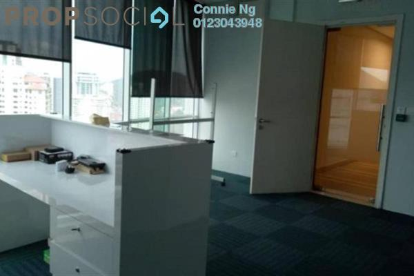 For Rent Office at Oval Tower, TTDI Freehold Fully Furnished 0R/1B 6k