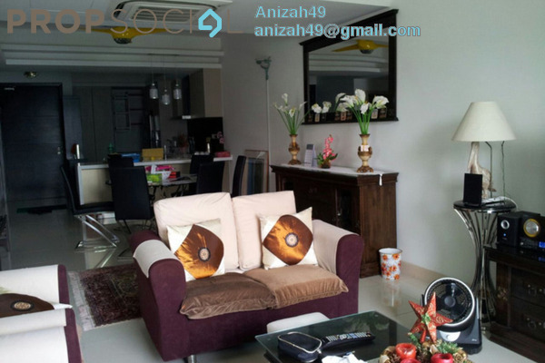 For Rent Condominium at Suasana Bukit Ceylon, Bukit Ceylon Freehold Fully Furnished 3R/2B 4.3k