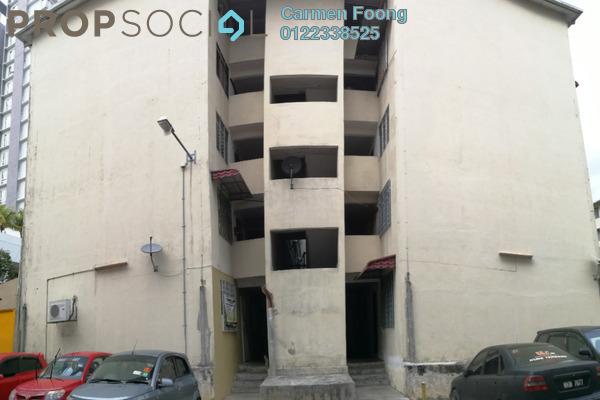 For Sale Apartment at Taman Koperasi Maju Jaya, Cheras South Freehold Unfurnished 3R/2B 190k