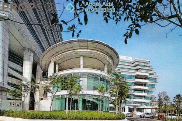 For Rent Office at Quill 18, Cyberjaya Freehold Unfurnished 0R/0B 33.2k