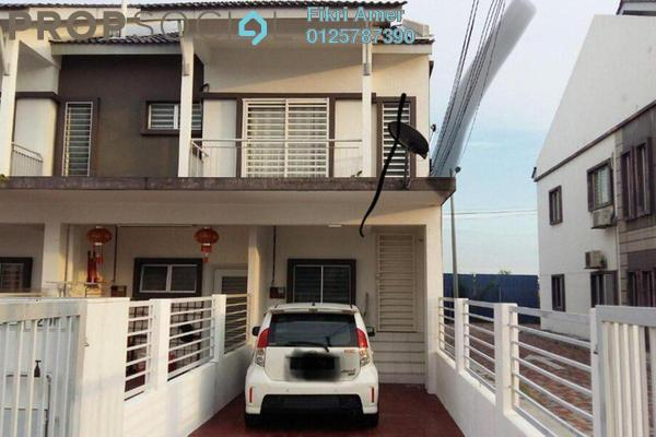 For Sale Townhouse at Taman Putra Perdana, Puchong Leasehold Unfurnished 3R/2B 380k