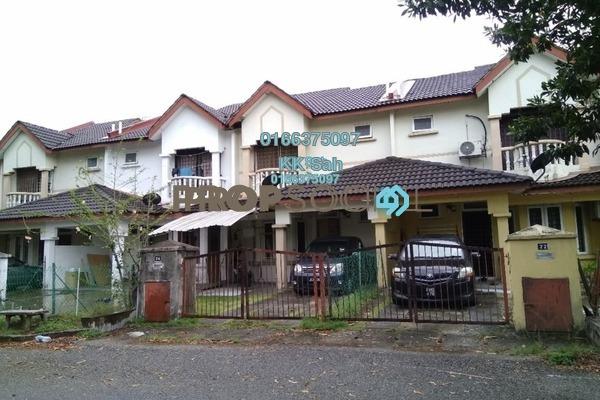 For Sale Terrace at Pulau Indah Industrial Park, Port Klang Leasehold Semi Furnished 3R/3B 238k