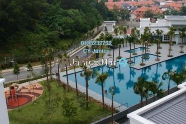 For Sale Condominium at Surian Residences, Mutiara Damansara Freehold Semi Furnished 4R/4B 1.37m