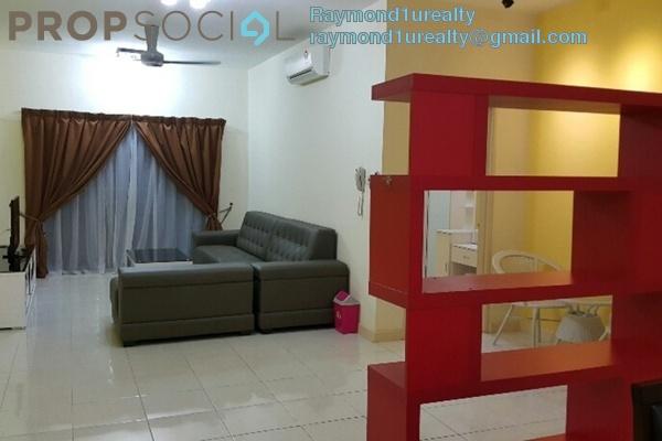 For Rent Condominium at Metropolitan Square, Damansara Perdana Freehold Fully Furnished 3R/2B 2.1k