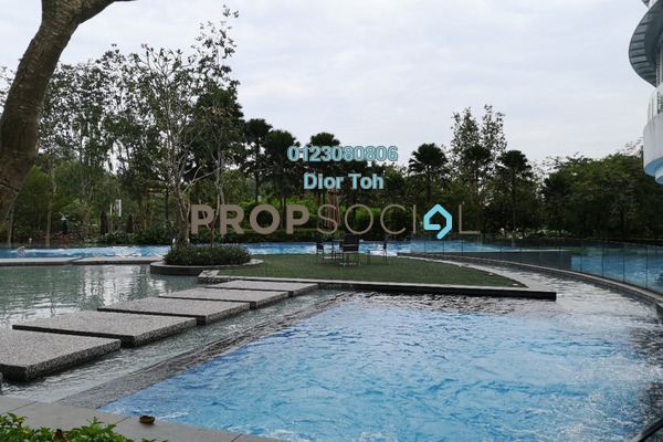 For Sale Condominium at Sunway Palazzio, Sri Hartamas Freehold Semi Furnished 3R/4B 3.3m