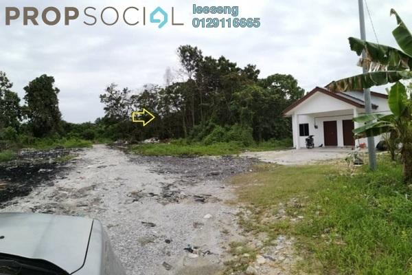 For Sale Land at Kampung Telok Gong , Port Klang Freehold Unfurnished 0R/0B 130k