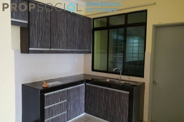 For Rent Condominium at One Damansara, Damansara Damai Freehold Semi Furnished 3R/2B 1.1k