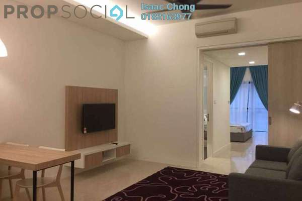 For Sale Condominium at The Horizon Residences, KLCC Freehold Fully Furnished 1R/1B 920k