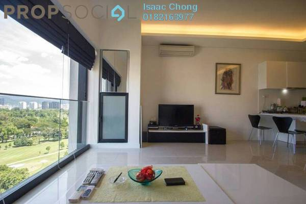 For Rent Condominium at The Horizon Residences, KLCC Freehold Fully Furnished 0R/1B 2.8k