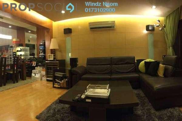 For Sale Duplex at Lanai Kiara, Mont Kiara Freehold Fully Furnished 3R/4B 1.45m
