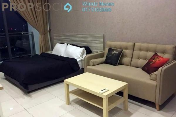 For Rent Condominium at Nadi Bangsar, Bangsar Freehold Fully Furnished 0R/1B 3k