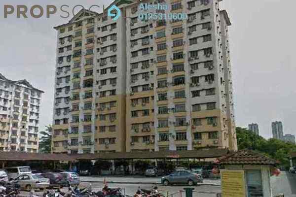 For Sale Apartment at Taman Petaling Utama, PJ South Freehold Unfurnished 0R/0B 340k