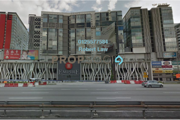 For Rent Office at Empire Subang, Subang Jaya Freehold Semi Furnished 0R/0B 34.4k