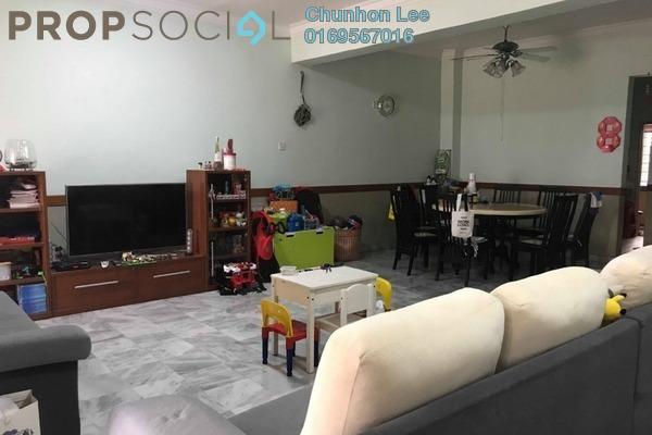 For Sale Terrace at Bayan Hill Homes, Bandar Puchong Jaya Freehold Unfurnished 5R/4B 698k