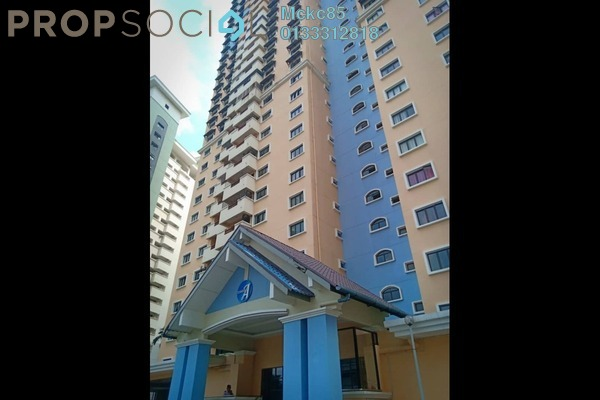 For Sale Condominium at Vista Komanwel, Bukit Jalil Freehold Unfurnished 4R/2B 538k