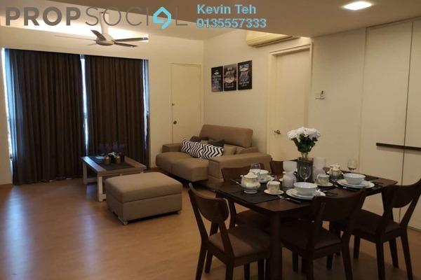 For Rent Condominium at i-Zen Kiara I, Mont Kiara Freehold Fully Furnished 1R/2B 2k