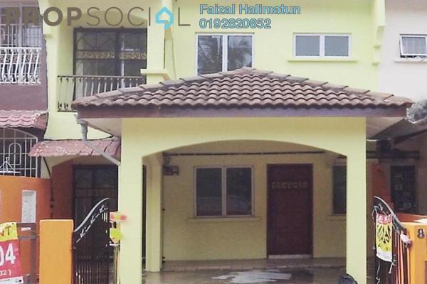 For Sale Terrace at Taman Mawar, Bandar Baru Salak Tinggi Freehold Semi Furnished 4R/3B 389k