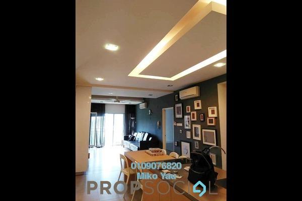 For Rent Condominium at Metropolitan Square, Damansara Perdana Freehold Fully Furnished 3R/2B 2.3k
