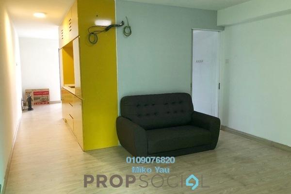 For Rent SoHo/Studio at Empire City, Damansara Perdana Freehold Semi Furnished 1R/1B 950translationmissing:en.pricing.unit