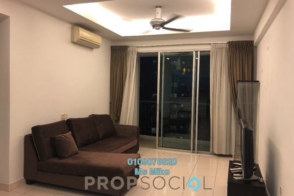 For Rent Condominium at Perdana Emerald, Damansara Perdana Freehold Fully Furnished 3R/2B 2k