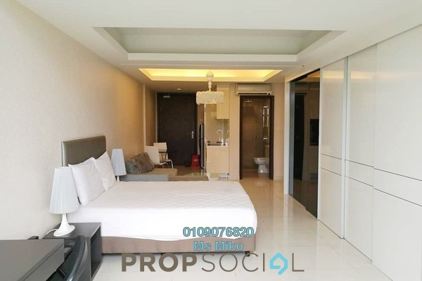 For Rent Serviced Residence at Carlton, Sri Hartamas Freehold Fully Furnished 1R/1B 1.7k