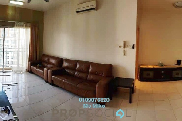 For Rent Condominium at Metropolitan Square, Damansara Perdana Freehold Fully Furnished 3R/2B 2.3k
