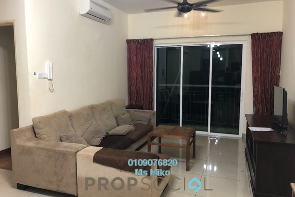 For Rent Condominium at Metropolitan Square, Damansara Perdana Freehold Fully Furnished 2R/2B 2k