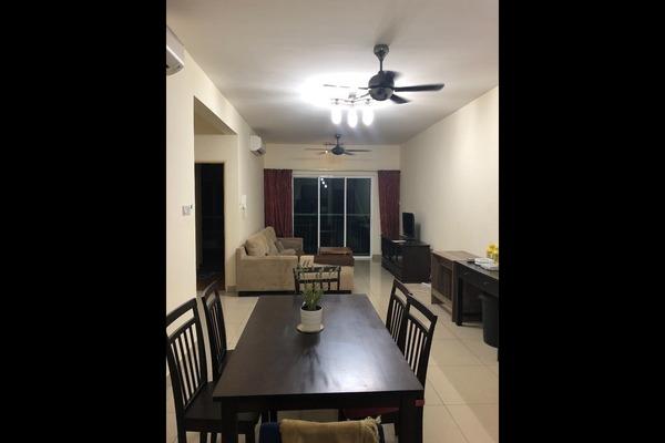 For Rent Condominium at Metropolitan Square, Damansara Perdana Freehold Fully Furnished 2R/2B 2k