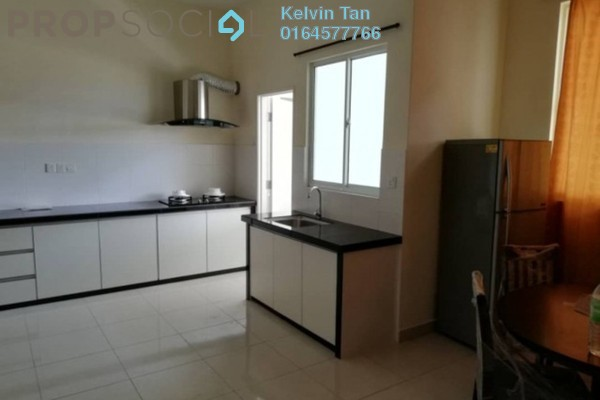 For Rent Condominium at The H2O, Jelutong Freehold Fully Furnished 0R/0B 1.8k