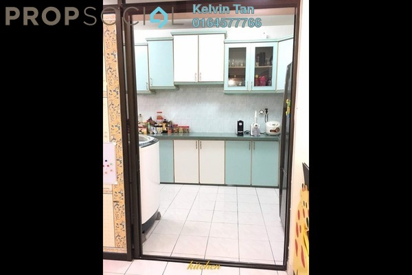 For Sale Condominium at Pearl Garden, Sungai Ara Freehold Semi Furnished 3R/2B 450k