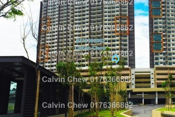 For Sale Serviced Residence at Dex @ Kiara East, Jalan Ipoh Freehold Unfurnished 3R/2B 363k