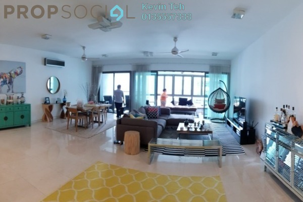 For Rent Condominium at Seni, Mont Kiara Freehold Semi Furnished 4R/5B 10.5k
