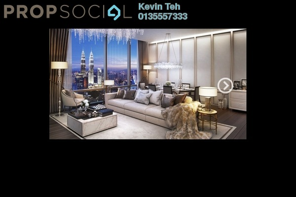 For Sale Condominium at Pavilion Suites, Bukit Bintang Freehold Fully Furnished 1R/1B 2.48m