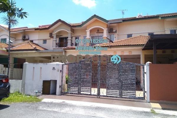 For Sale Link at Taman Segar, Cheras Freehold Semi Furnished 4R/3B 830k