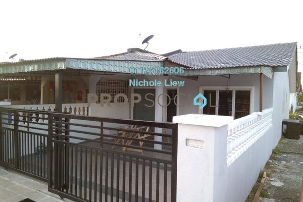 For Sale Terrace at Taman Sentosa Perdana, Klang Freehold Unfurnished 3R/2B 356k