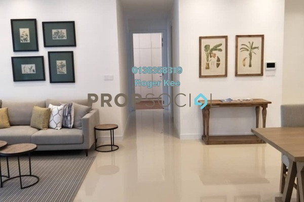 For Rent Condominium at Pavilion Hilltop, Mont Kiara Freehold Fully Furnished 4R/3B 8k